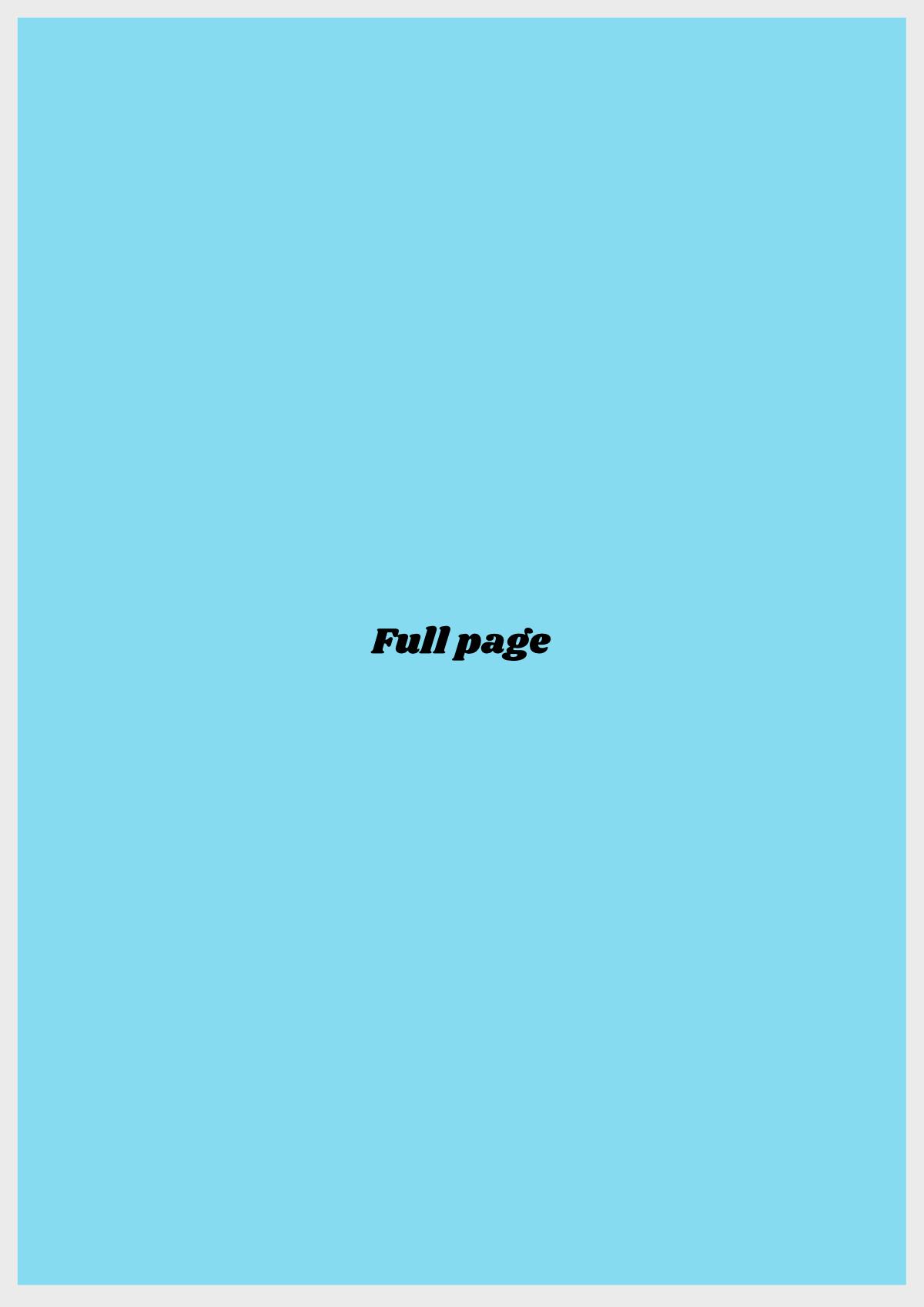 Full page advert thumbnail