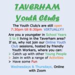 Taverham Youth Club still open - Virtually